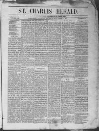 Vampire Stories - historical newspaper - The St. Charles herald. (Hahnville, La.) 1873-1993, September 06, 1884, Image 1, brought to you by Louisiana State University; Baton Rouge, LA, and the National Digital Newspaper Program.