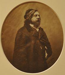 Photographie par Nadar 1855