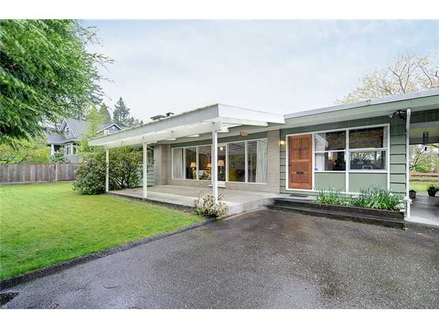 Mid-Century Modern - North Vancouver