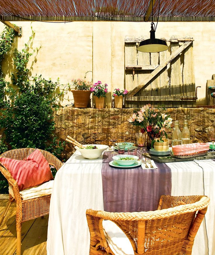 Ralph Rucci S Serene Rooftop Refuge: 231 Best Al Fresco · Outdoor Living Images On Pinterest