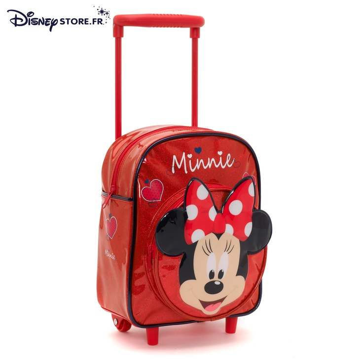 Please Help my friend to win a game into like all pictures in her Dysney Board, that's really fast to do and, thaht's Christmas time isn't it? =))) Thanks a lottttt    http://pinterest.com/carnetdenotes/liste-magique-de-noel-disney/    Valise à roulettes MINNIE MOUSE - #NoelDisney