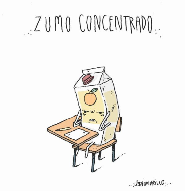 El humor ilustrado de Mikel Murillo