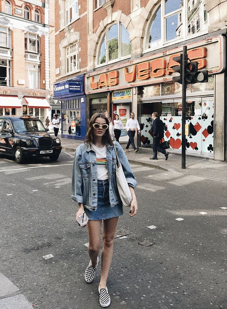 Who's That Vans Girl? Meet fashion & travel blogger, Mary L Jean and learn what inspires her style.