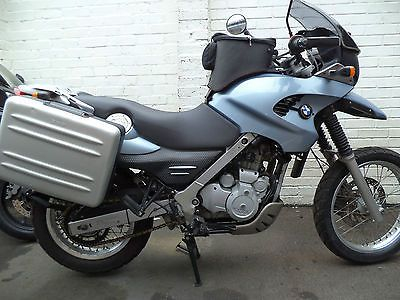 2001 BMW F650GS BLUE in Cars, Motorcycles & Vehicles, Motorcycles & Scooters, BMW | eBay