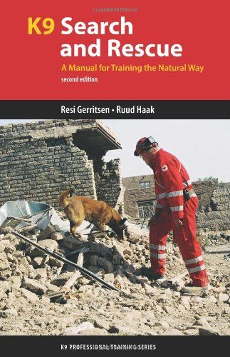 K9 Search and Rescue: A Manual for Training the Natural Way  Amazon Price: CDN$ 44.95 CDN$ 44.95 (as of February 1, 2016 12:46 pm - Details). Product prices Read  more http://dogpoundspot.com/k9-search-and-rescue-a-manual-for-training-the-natural-way/  Visit http://dogpoundspot.com for more dog review products