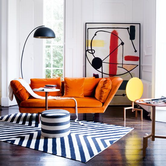 Bright Orange Living Room Accessories: 25+ Best Ideas About Pop Art Decor On Pinterest