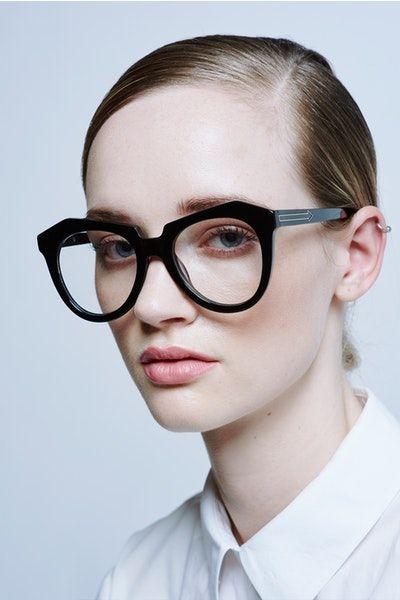 ada447007fd Number One Black Clear Lens - All Eyewear