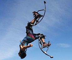 Extreme Jumping Stilts