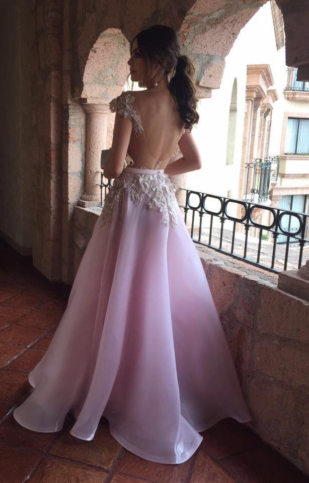 Contemporáneo Vestidos De Novia 2014 Lazaro Modelo - Vestido de ...
