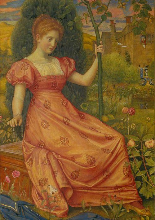 Joseph Edward Southall, Cinderella 1893-95: