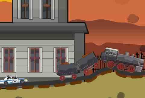 Jogo de Trem de alta velocidade no keba jogos