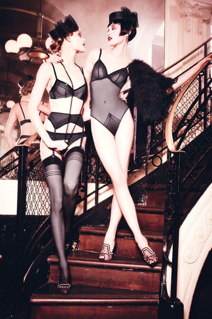 Chantal Thomass Lingerie AW2014 Collection 'Désir'