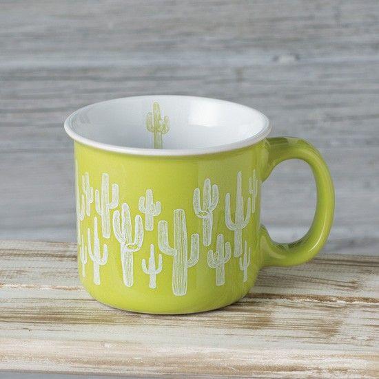 Desert vibes cactus mug #coffeecups