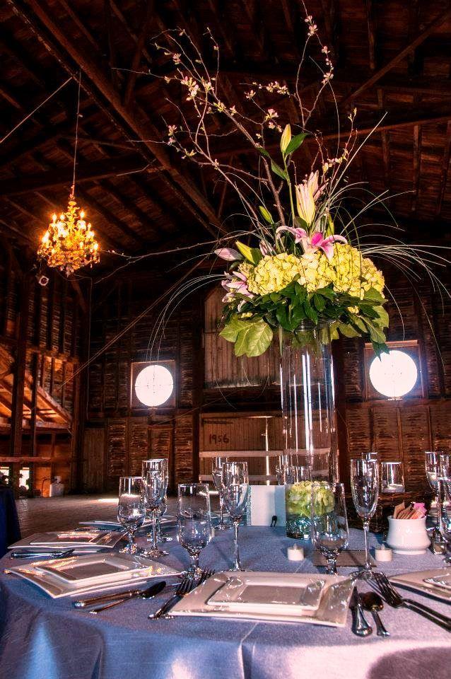 Wedding in a Barn - Hudson Valley NY