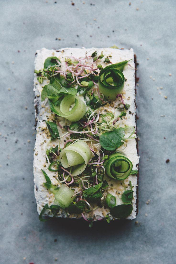 Savory swedish sandwich cake - Smörgåstårta — Nourish Atelier