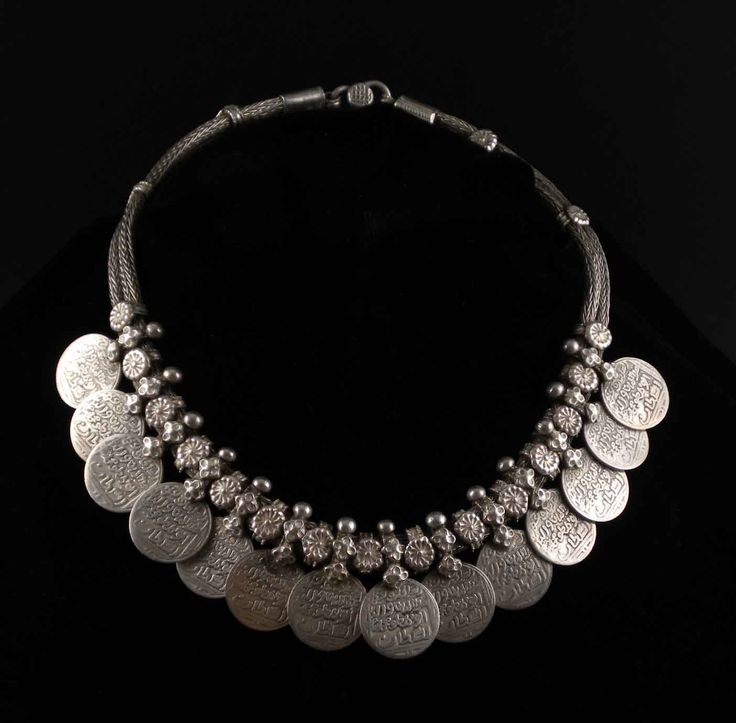Anr coin necklace
