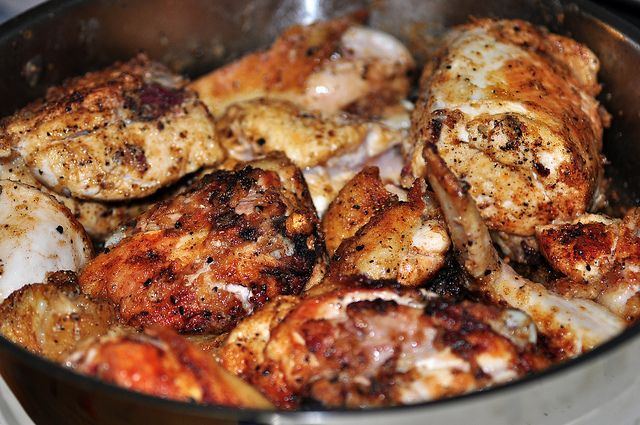Smothered Chicken | Food | Pinterest