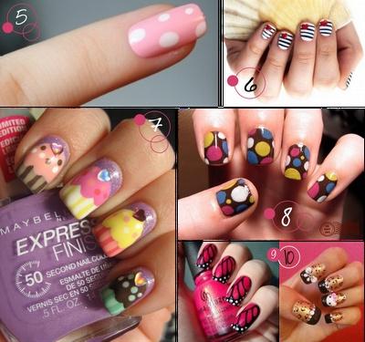 nails nails nails! awesome :)