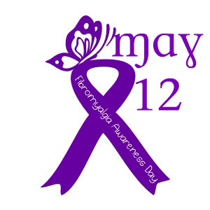 May 12 is Fibromyalgia Awareness Day. Will YOU be wearing purple?