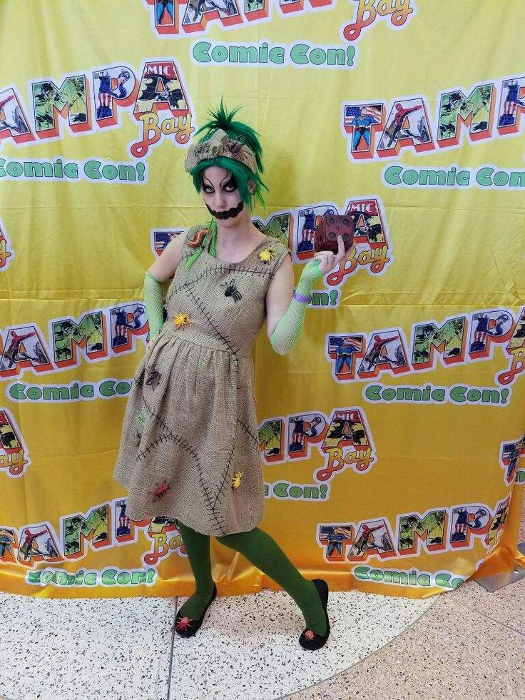 Made a quick Oogie Boogie costume for TBCC. Was gonna take Tyrande but didnt feel right not having ...