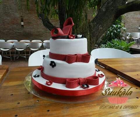 Torta para mujeres