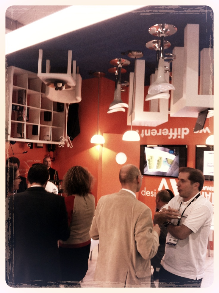 My favourite stand. And the winner of BEST Small Stand at EIBTM @Eventisimo Agencia de Comunicación y Eventos