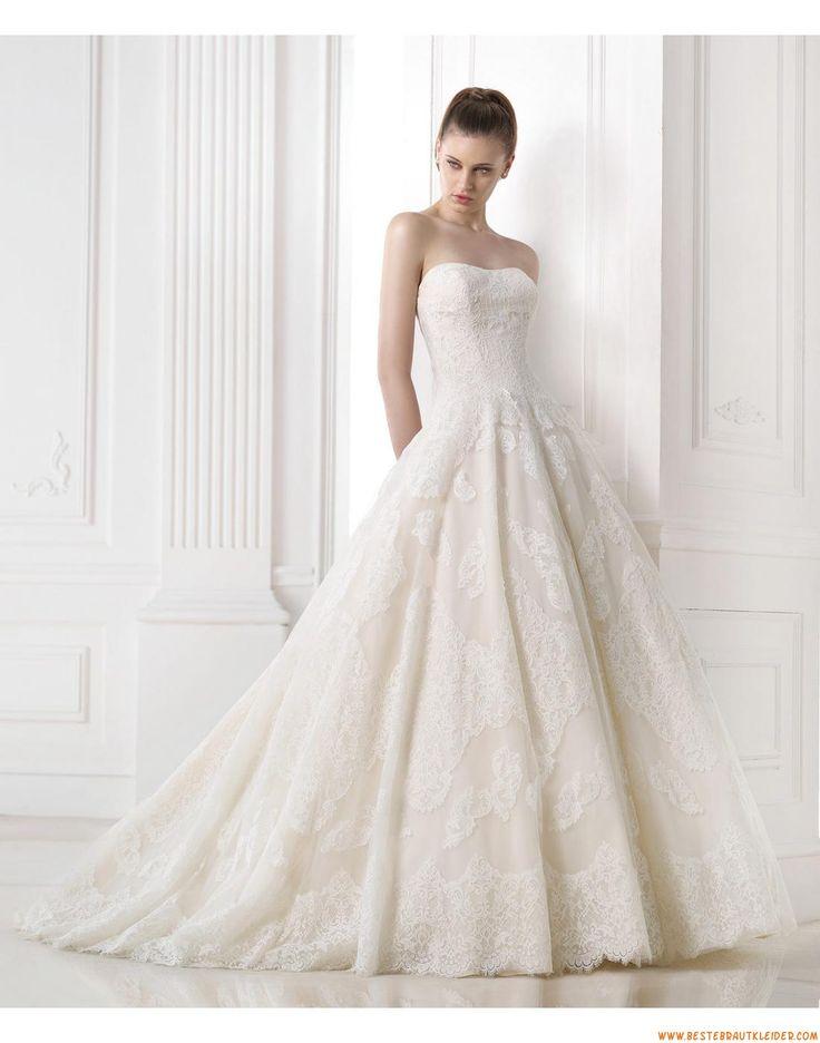 436 best Brautkleider 2017 images on Pinterest | Wedding frocks ...