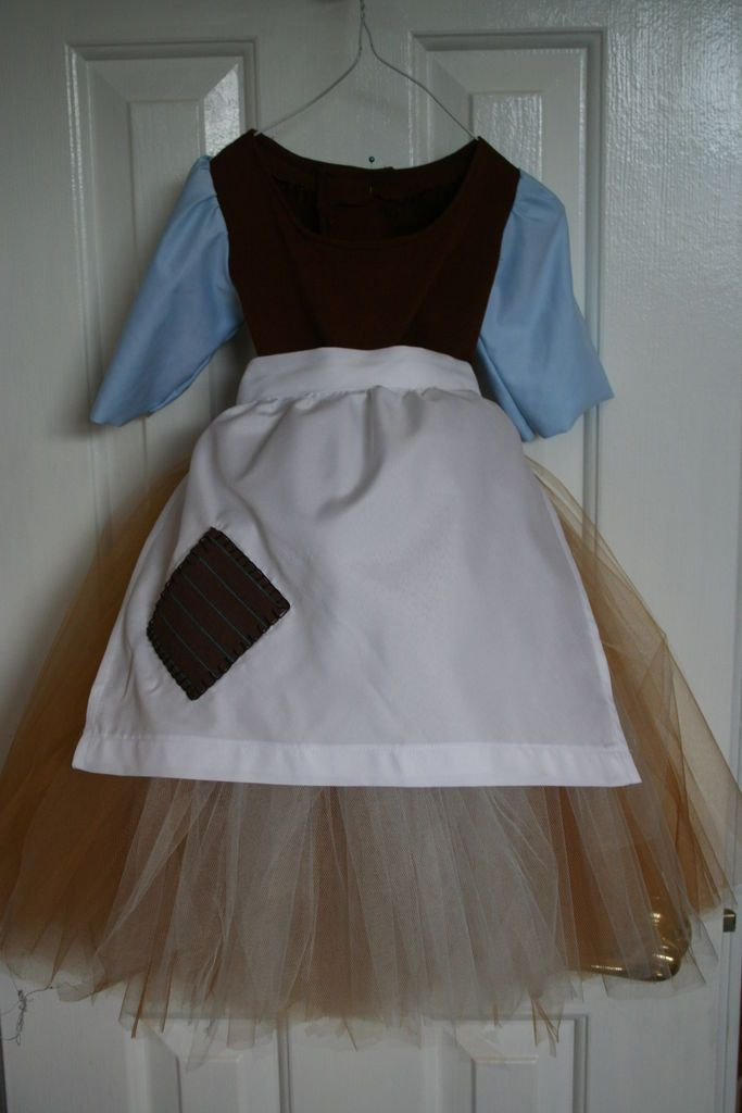 cinderella rags outfit