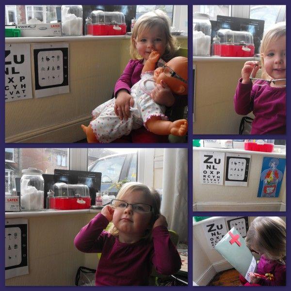 le theme du docteur,du dentiste ,de l'hopital - Récréatelier - Assistante maternelle