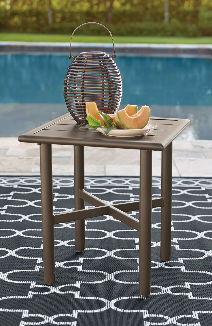 471 best outdoor images on pinterest shop home home depot and shop at home decorators collection see more this espresso bronze finished accent table is ideal for a small patio the gabriel