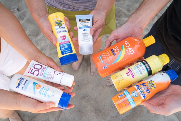 The Best Sunscreen | The Sweethome