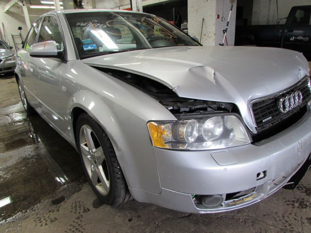 Parting out 2004 Audi A4 – Stock # 150212 « Tom's Foreign Auto Parts – Quality Used Auto Parts -   Every part on this car is for sale! Click the pic to shop, leave us a comment or give us a call at 800-973-5506!