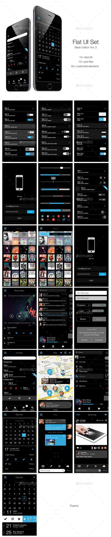141 best # IOS App Templates Designs images on Pinterest | Font logo ...