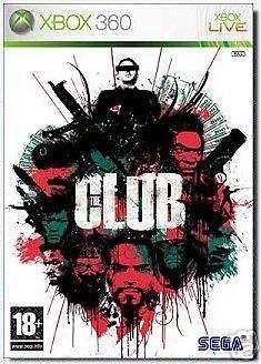 THE CLUB    XBOX 360  NUOVO!!!!
