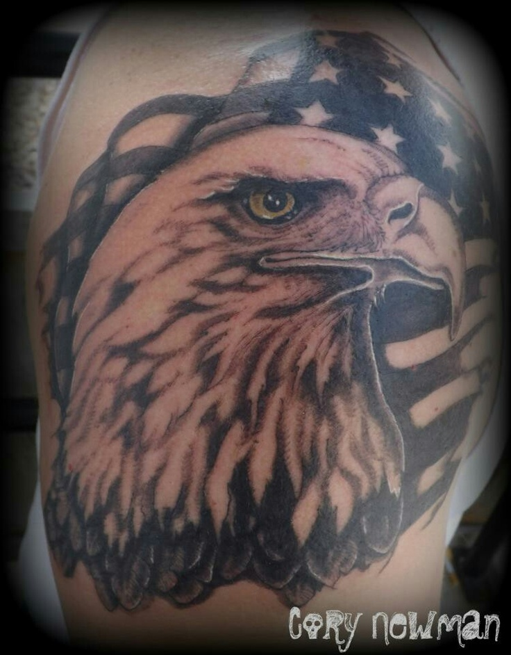 eagle tattoo pretty awesome tattoos pinterest eagle tattoos tattoo and tattoo eagle. Black Bedroom Furniture Sets. Home Design Ideas
