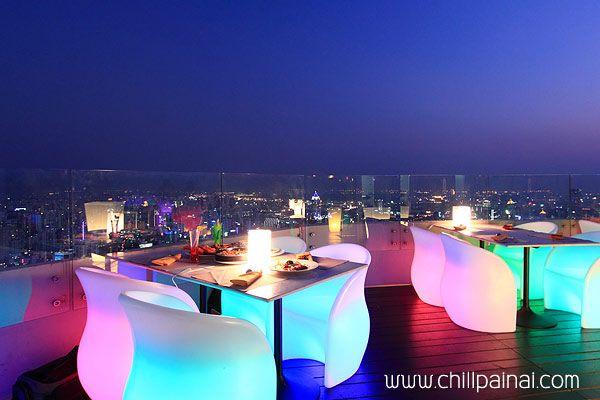 บางกอก บาโคนี่ - Bangkok Balcony ราชเทวี กรุงเทพ ชิลไปไหน | รีวิว แผนที่ gps ที่กิน เบอร์โทร ราคา แนะนำ เมนูอาหาร อาหารอร่อย