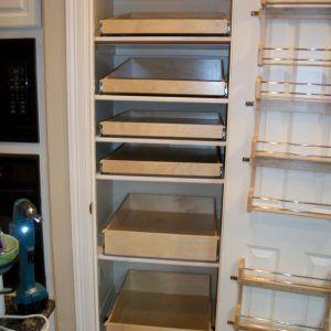 Pantry Closet Storage