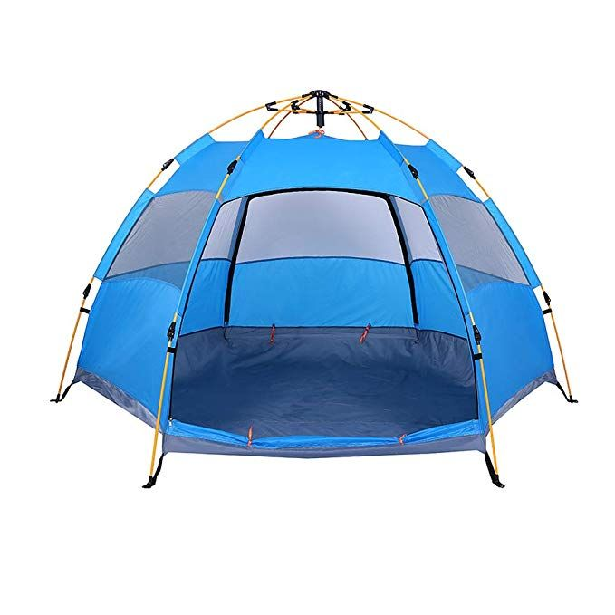 Camping Tents 3 4 Person Easy Pop Up