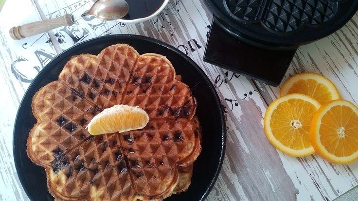 Zabpelyhes gofri recept egyszerűen, gyorsan! Diétás gofri zabpehelyből cukorbetegeknek, IR diétázóknak, fogyókúrázóknak! >>>