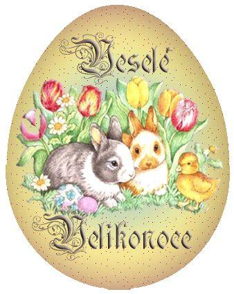 Velikonoční obrázky,animace,velikonoční přání