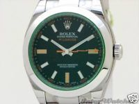 New Rolex Milgauss References and Prices | eBay