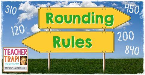 Teaching Rounding!