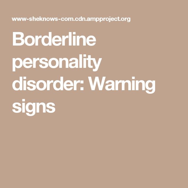 """an analysis of borderline personality disorder bpd Borderline personality disorder (bpd) is one of the most common mental disorders that adults experience according to the national alliance on mental health, """"it's estimated that 16 percent of the adult us population has bpd, but that number may be as high as 59 percent."""