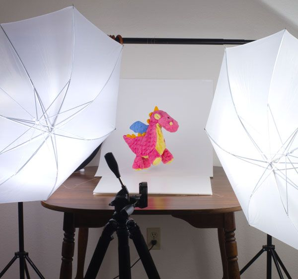A Step-By-Step Guide to Shooting Your First Product Photograph