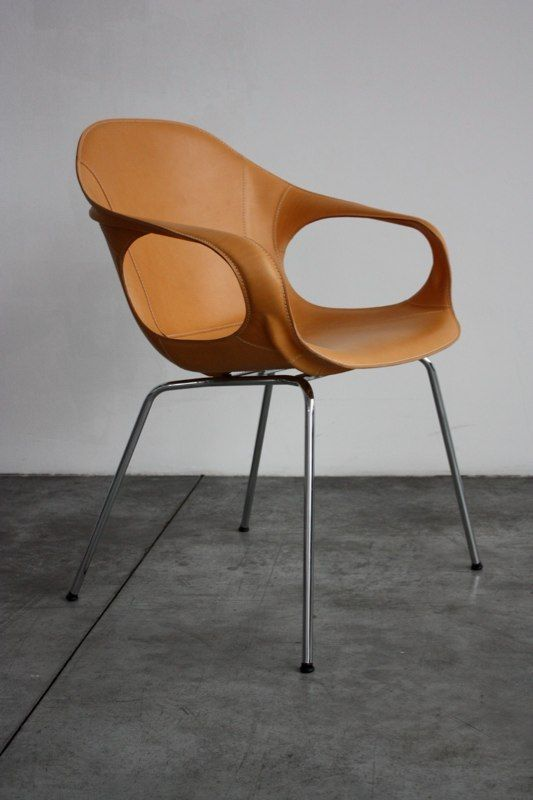 Elephant chair by Neuland Paster & Geldmacher- Kristalia