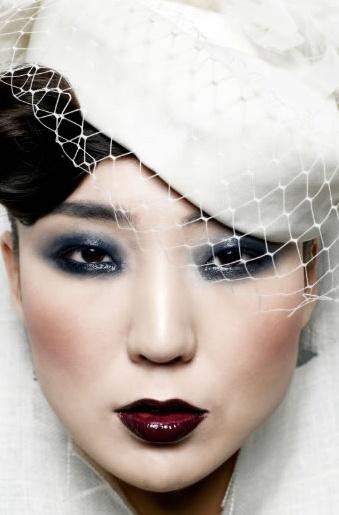 Zware make-up mag!
