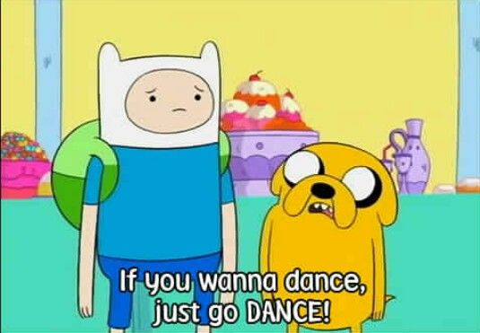 Adventure Time Quotes - Jake