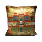 Cushion / Pillow Cover,The Bombay Store,Cushion Cover - Red Fort (Set of 1pc)