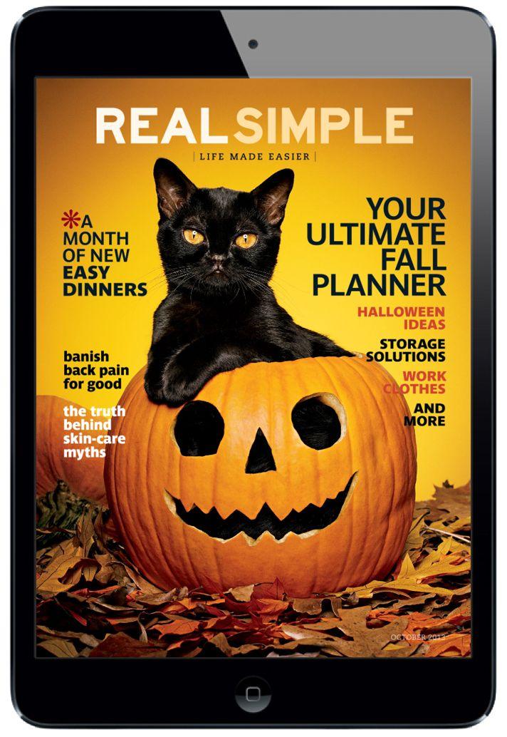More on www.magpla.net Real Simple Magazine for iPad #MagPlanet #TabletMagazine #DigitalMag