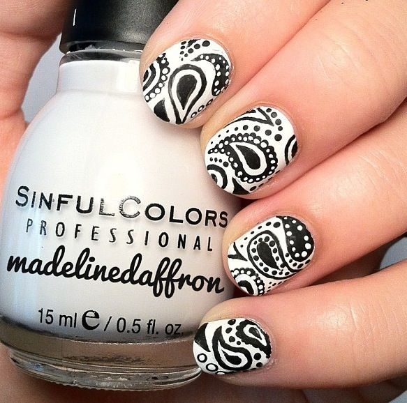 love these nails!!!                                                                                                                                                                                 More